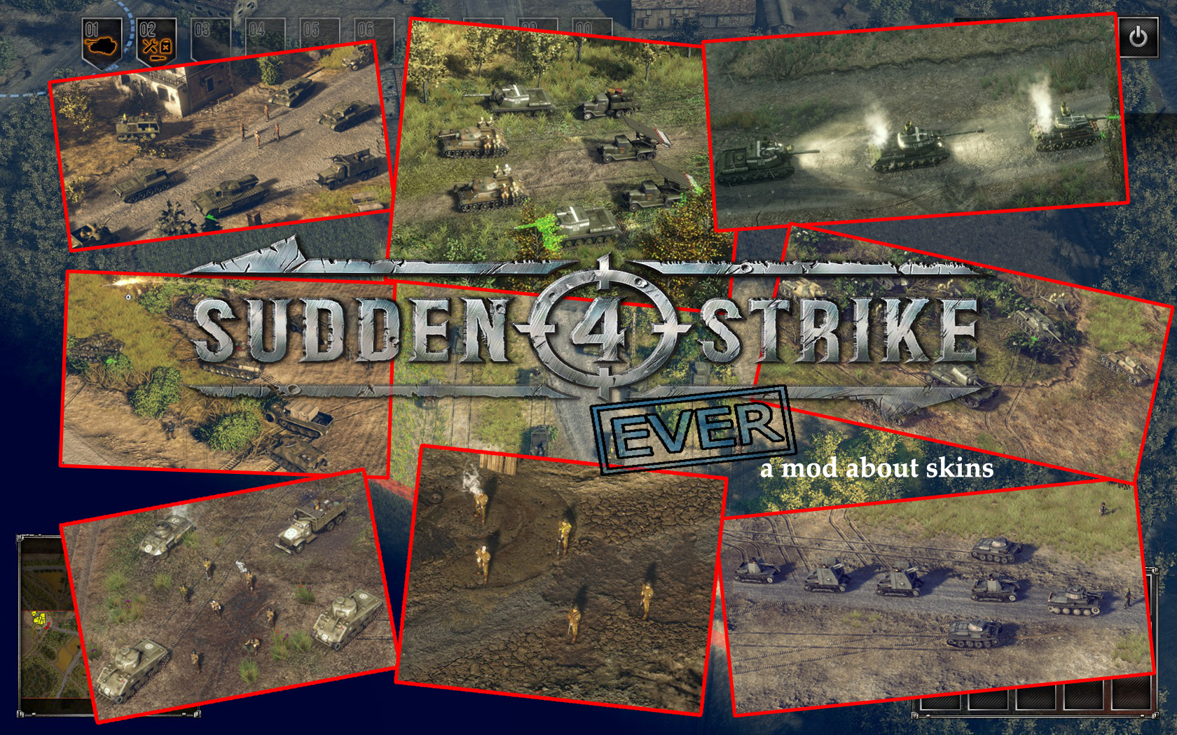 sudden strike 4ever skins mod 1 20181101 1645548188