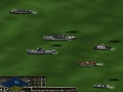 Sea convoy