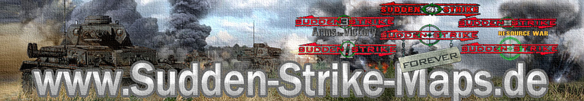 Sudden Strike Maps